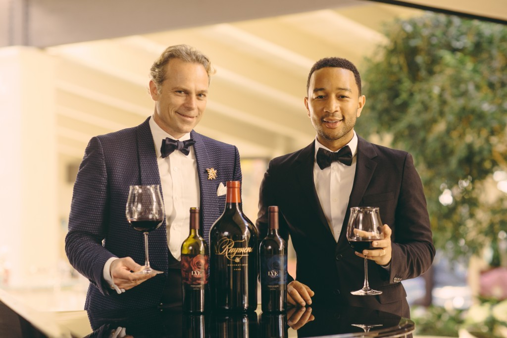 Athletics Celebrities In The Wine Service In Napa/Sonoma